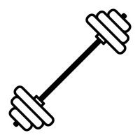 ... Dumbbell Dumbbells Free Vector Graphics, Clip Art, Photos and Images