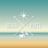 Beach party wallpaper