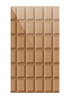 Chocolate bar wallpaper for mobile phone