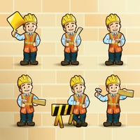 Collection if construction worker