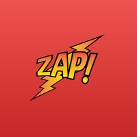 Comic effect zap