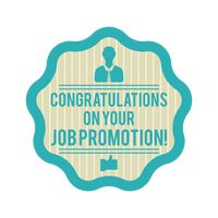 Congratulations for promotion in job - photo#19