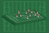 Croatia team formation