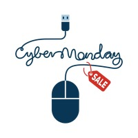 Cyber monday sale wallpaper