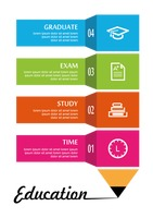 Education infograhic