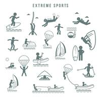 Extreme sports collection