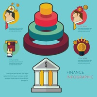Finance infographic