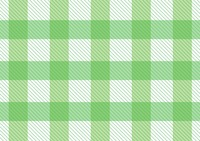 Green pattern picnic tablecloth