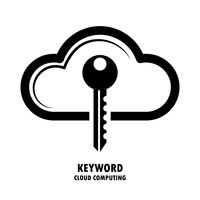 Keyword cloud computing