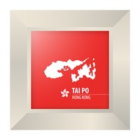 Map of tai po