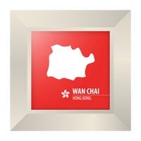 Map of wan chai