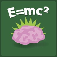 Mathematics equation and brain