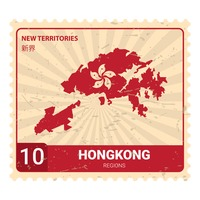 New territories map