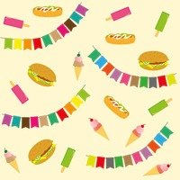Popular : Party pattern