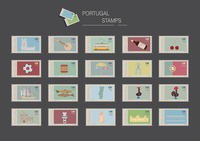 Portugal stamps