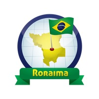 Roraima map