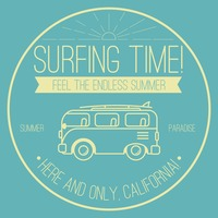 Surfing time design