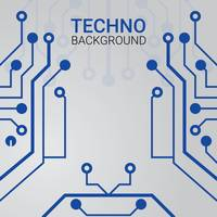 Techno background