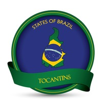 Tocantins map label