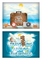Travelling wallpapers