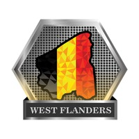 West-flanders map