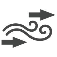 Wind Windy Weather Direction Directions Swirls Swirl Waves ...