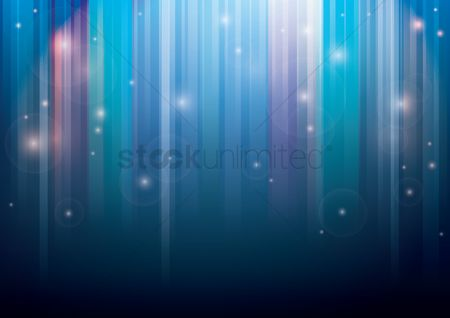 Patterns : Abstract lens flare background
