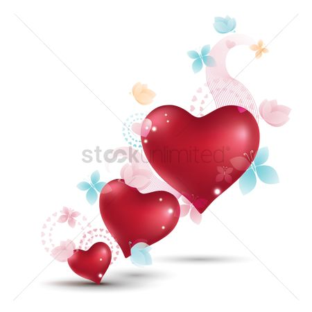 Romantic : Hearts