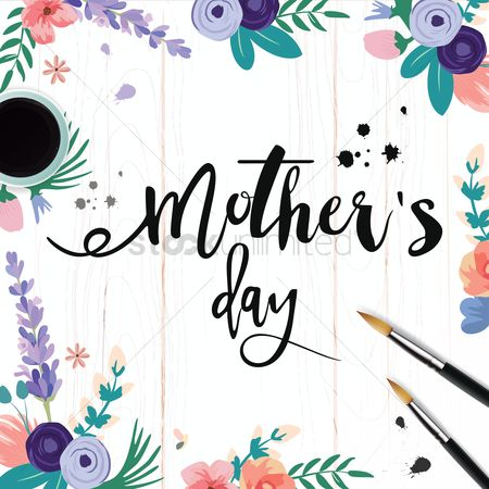 Celebration : Mothers day card