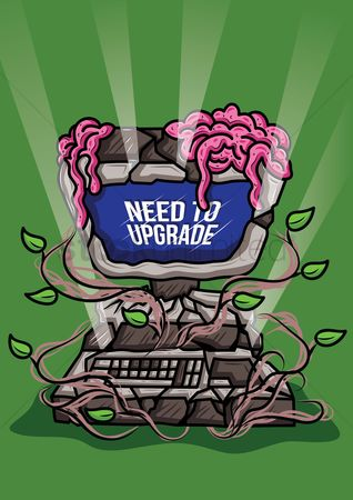 Brain : Need to upgrade computer