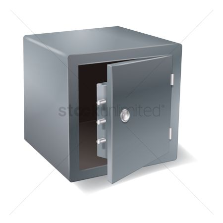 Vectors : Safe box