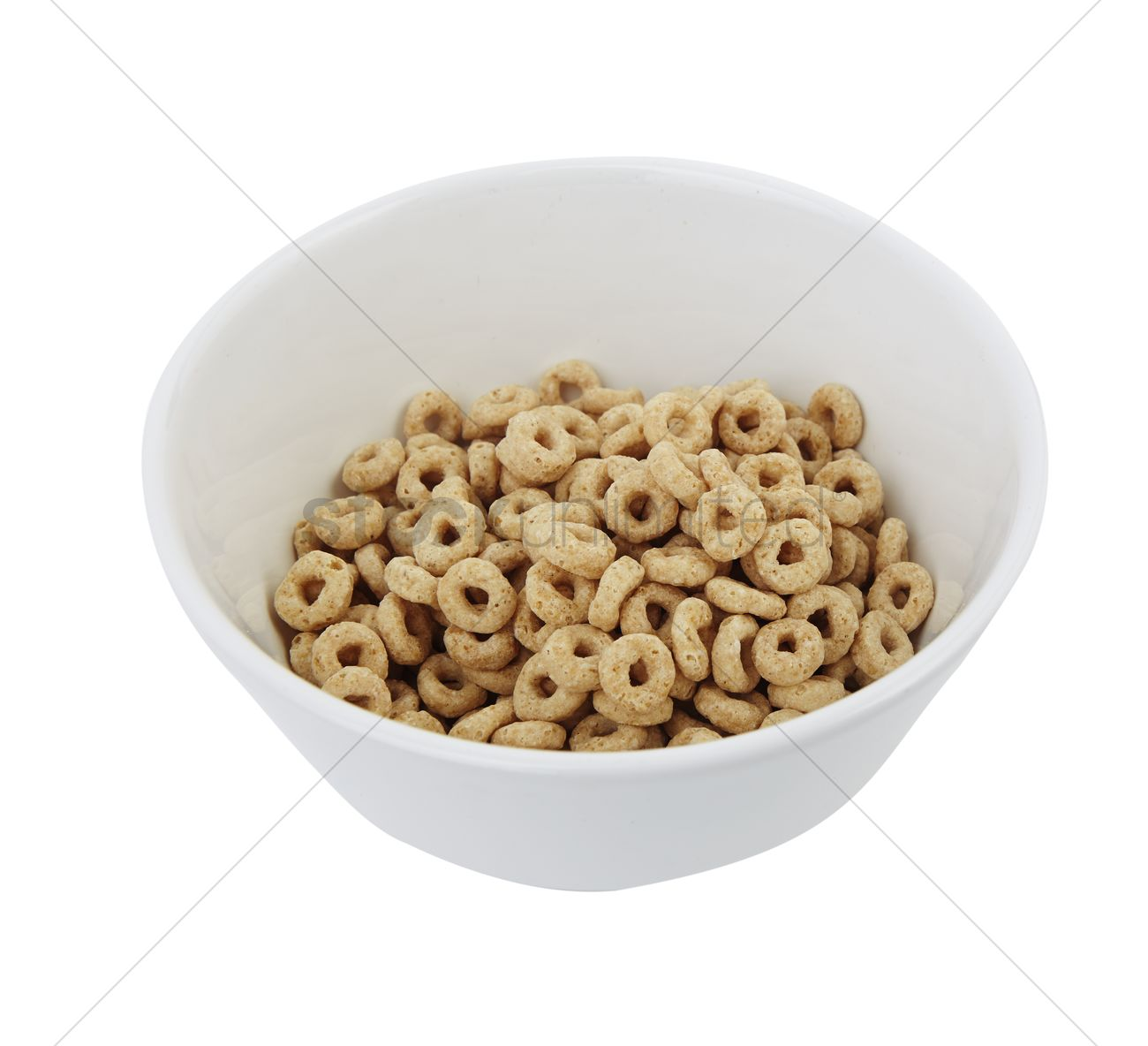Bowl Of Cereal Stock Photo - 1939602