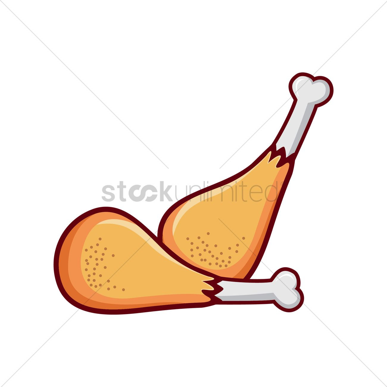 chicken drumsticks vector image 1954030 stockunlimited free chicken clip art images free chicken clip art images