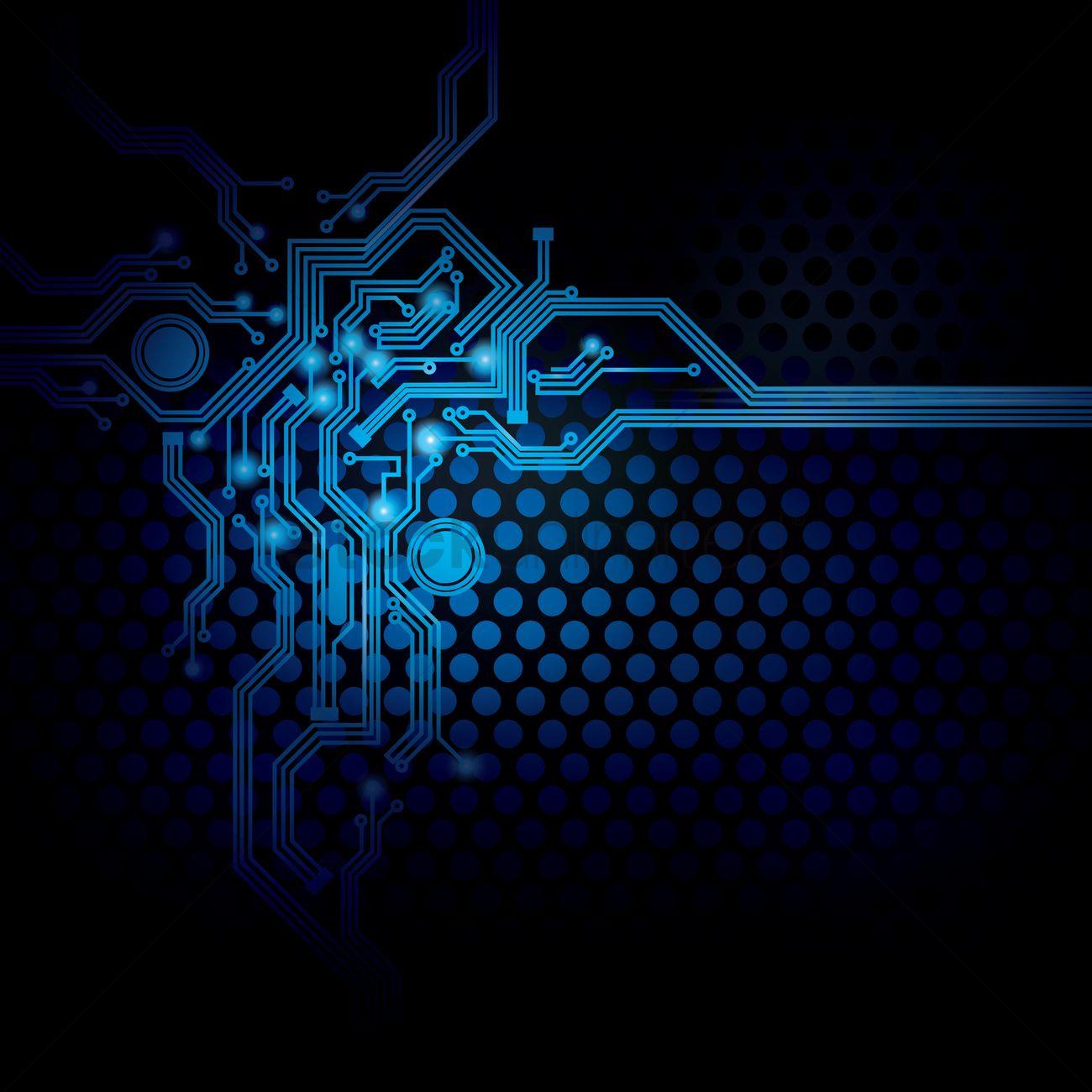 circuit design on digital background vector image cricut clipart svg free cricut clip art volcano