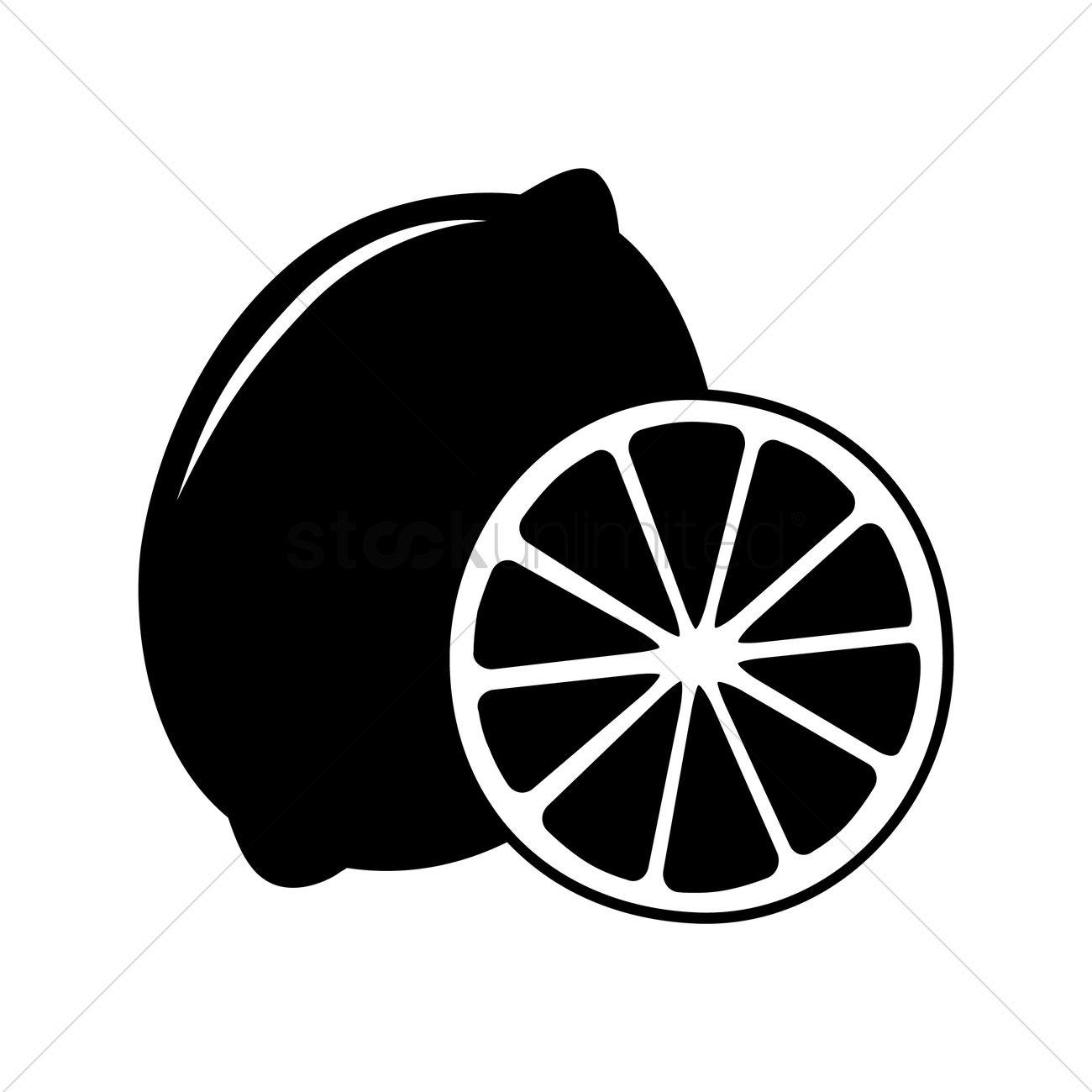 silhouette of lemon vector image 1447186 stockunlimited Halloween Vector Graphics Halloween Silhouette