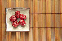 Traditional chinese herb jujube