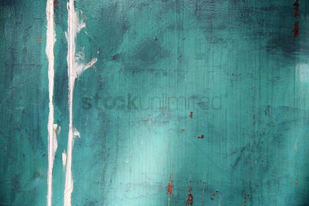 Background : Wall with faded paint