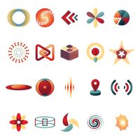 Popular : Abstract logo element