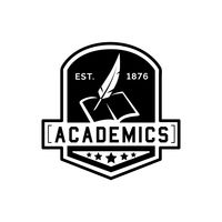 Academics logo design