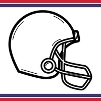 Popular : American football helmet