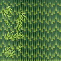 Bamboo sticks background
