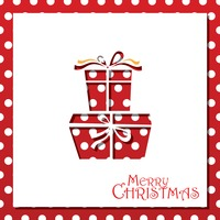 Popular : Christmas gifts card design
