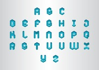 Collection of alphabet