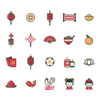 Popular : Collection of chinese new year items