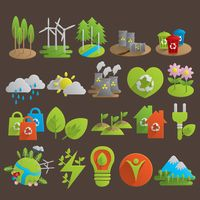 Popular : Collection of ecology related objects