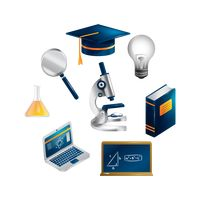 Popular : Collection of education items