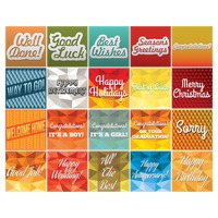 Collection of greeting cards