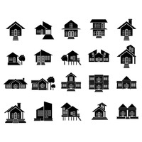 Collection of houses