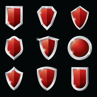 Popular : Collection of shields