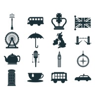 Popular : Collection of united kingdom icons